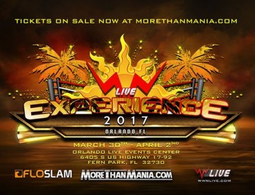 There's More Than WrestleMania Happening in Orlando, FL on March 30 – April 2nd!