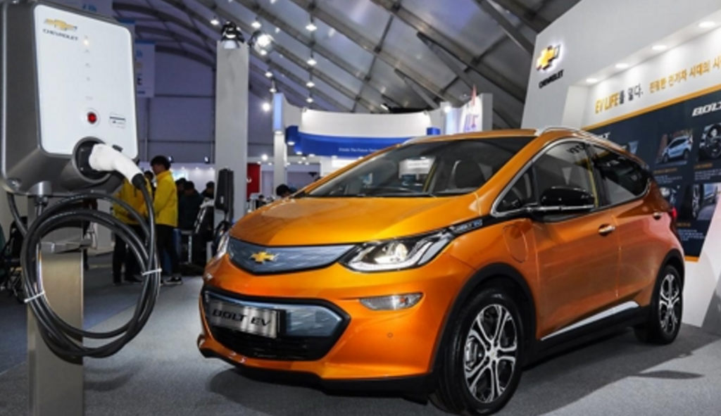 The local price of the car starts at 47.79 million won (US$42,254). (Image: Yonhap)
