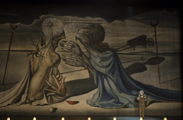 Circus Production of Salvador Dali's Mad Tristan Comes to Korea