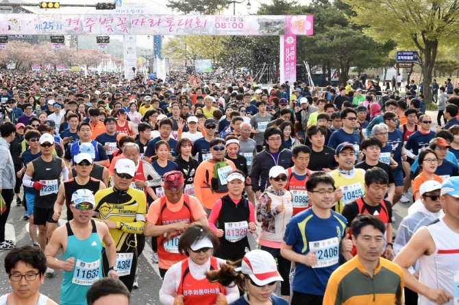 KTO to Hold Marathon Fete for Foreign Tourists This Week