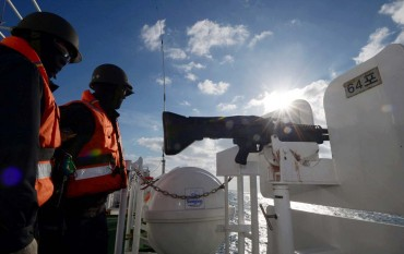 Revision Allows Easier Use of Firearms Against Illegal Fishing