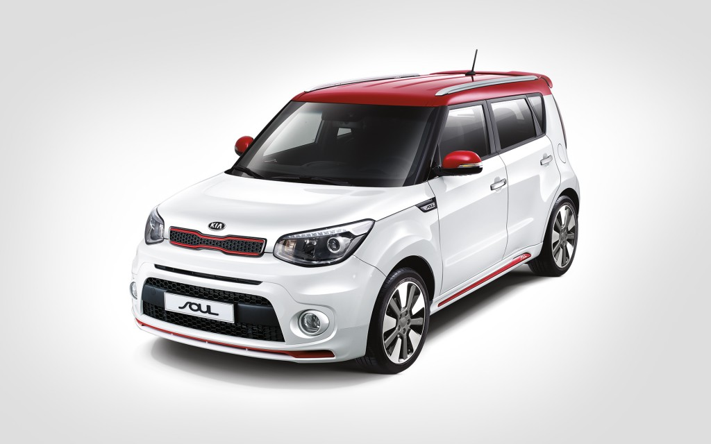 The Soul is a crossover multipurpose vehicle, and is better known as a box car. (image: Kia)