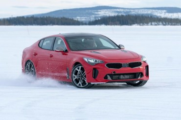 Kia to Launch Stinger Sports Sedan in May, with Independent Badge
