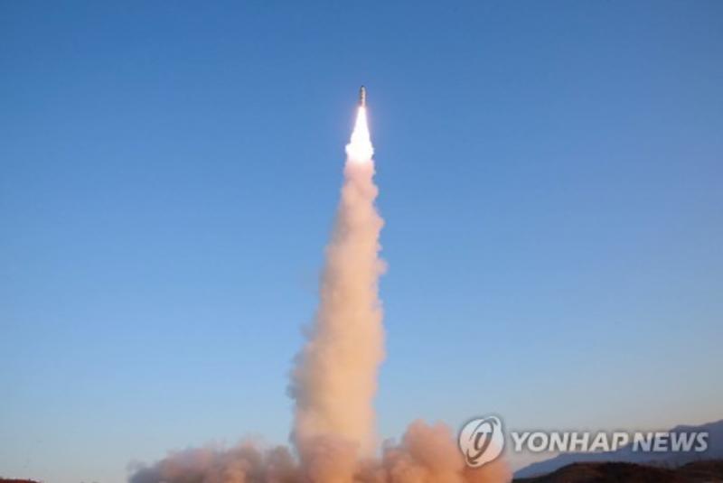 N. Korea Fires Four Ballistic Missiles: Seoul Military