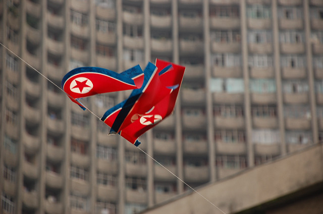 N. Korea Sends Peaceful Message on Eve of Election in S. Korea