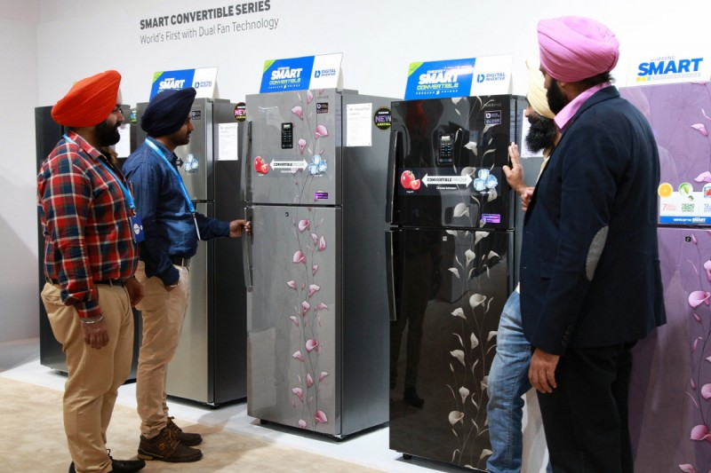 Three Out of Ten Fridges Sold in India are Made by Samsung