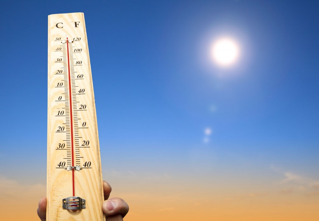The average yearly temperature will rise to 17.5 degrees Celsius by the 2090s from 12 degrees Celsius in the 2000s. (image: KobizMedia/ Korea Bizwire)
