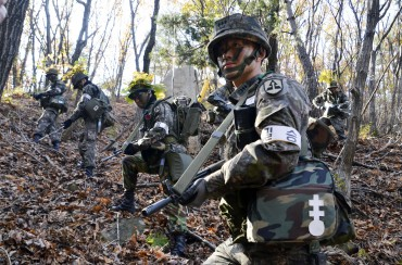 South Korean Army Under Fire for Using Dating App to Persecute Gay Soldiers