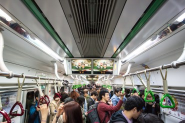 Seoul Commuters Spend Average of 40 Minutes to Get to Work, Survey Says