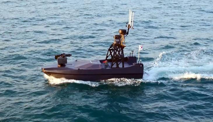 S. Korean Navy to Test Unmanned Ship