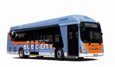 Hyundai Motor To Commercialize Electric Buses