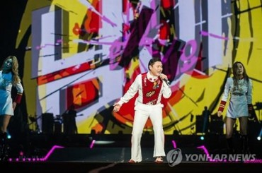 Psy to Release New Full-length Album in May