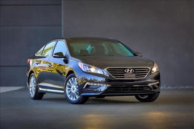 Hyundai's Sonata sedan (Image: Yonhap)