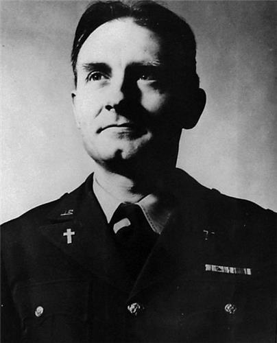 This photo, released by the South Korean Embassy in Prague, shows Emil Kapaun, a Czech-American war hero who died in captivity during the 1950-53 Korean War. (Image: Yonhap)