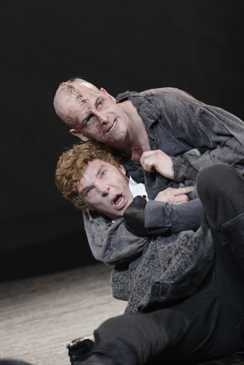 Through the service, South Korean audiences have been able to enjoy sold-out shows at an affordable ticket price of around 15,000 won, including the stage version of Frankenstein starring Hollywood actor Benedict Cumberbatch. (Image: Catherine Ashmore)