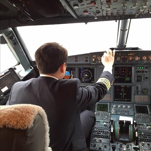 In 2010, there were only 3,800 pilots in South Korea, jumping to 5,000 in 2014, and 5,600 at the end of last year. (Image: Yonhap)