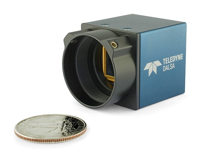 Teledyne DALSA Introduces Infrared Camera Series for Industrial Vision Applications