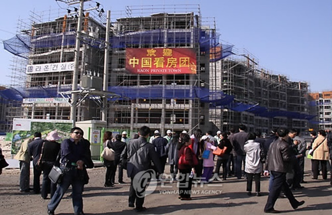 Even in terms of land area, Chinese property owners accounted for over 73 percent of the total among foreign nationals, which means 0.76 percent of the land on Jeju Island is now owned by Chinese businesses, most of which are related to lodging. (Image: Yonhap)