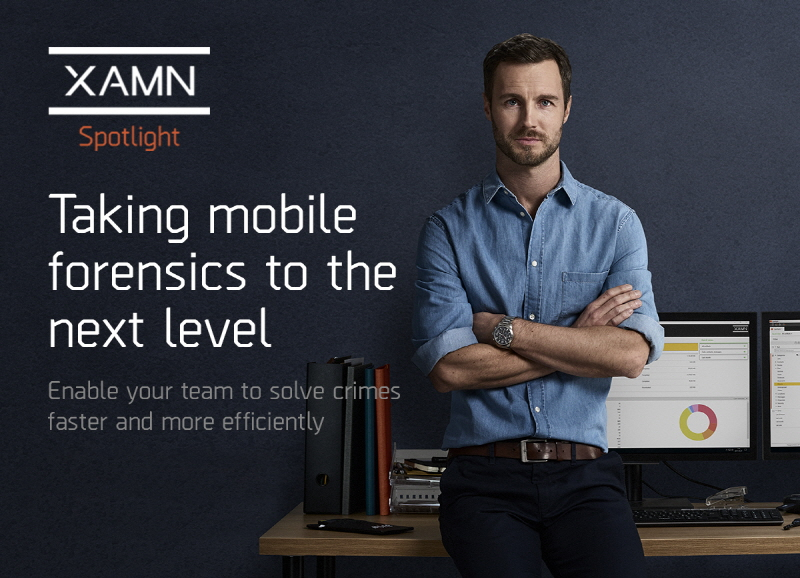 MSAB Announces XAMN Spotlight 2.0