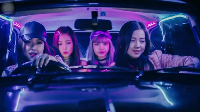 "K Pop Girl Group BLACKPINK's ""Whistle' Hits 100 mln YouTube Views"