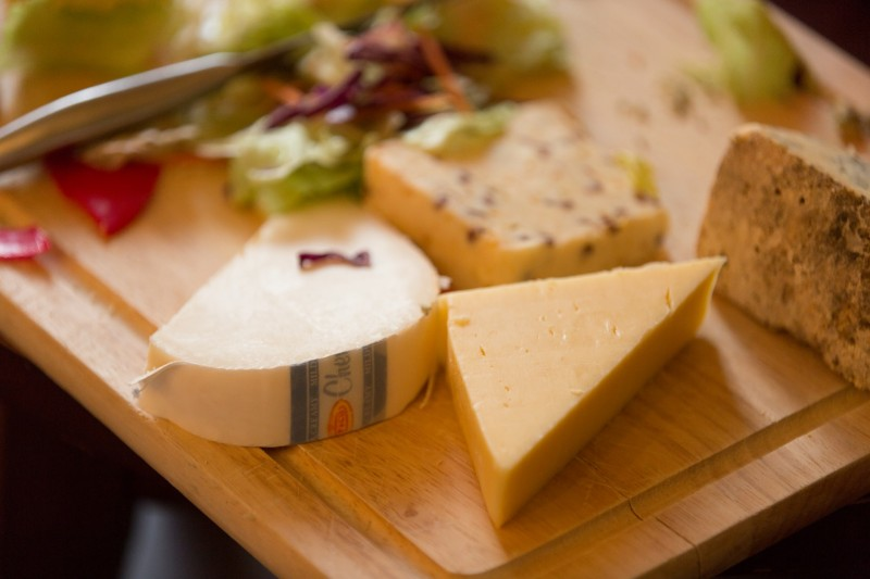 Rising Consumption of Cheese and Butter Reflects Changing Eating Habits
