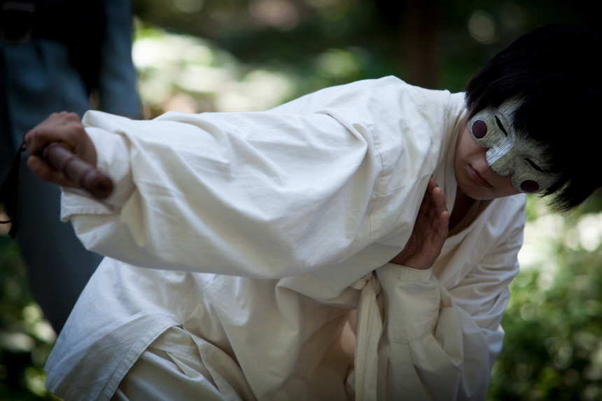 Bridal Mask is a KBS drama features actions of a nameless Korean hero during the Japanese colonial rule in the 1930s. (image: KBS)