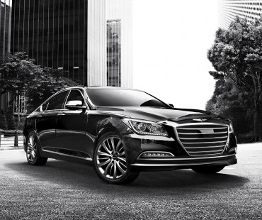 Genesis Eyeing Luxury Car Market in Middle East