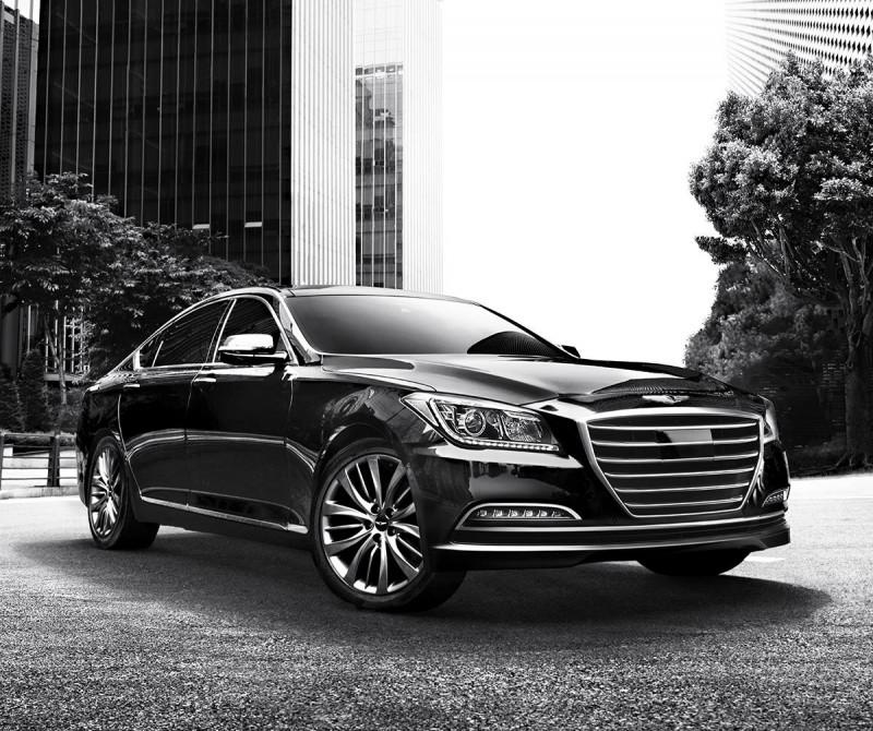 Genesis Eyeing Luxury Car Market in Middle East