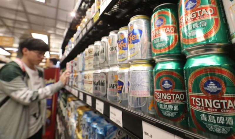 Korean Breweries Desperate to Preserve Market Share from Import Beers