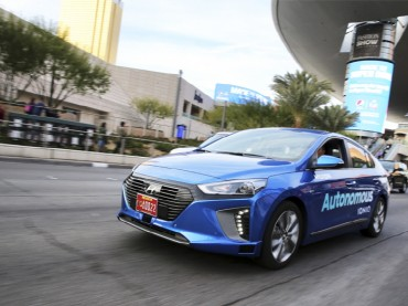 Hyundai Mobis to Develop Highway Self-driving Car Technology by 2020