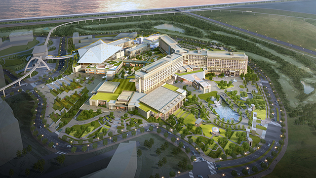 S. Korea's First Casino Resort Opens amid China Spat