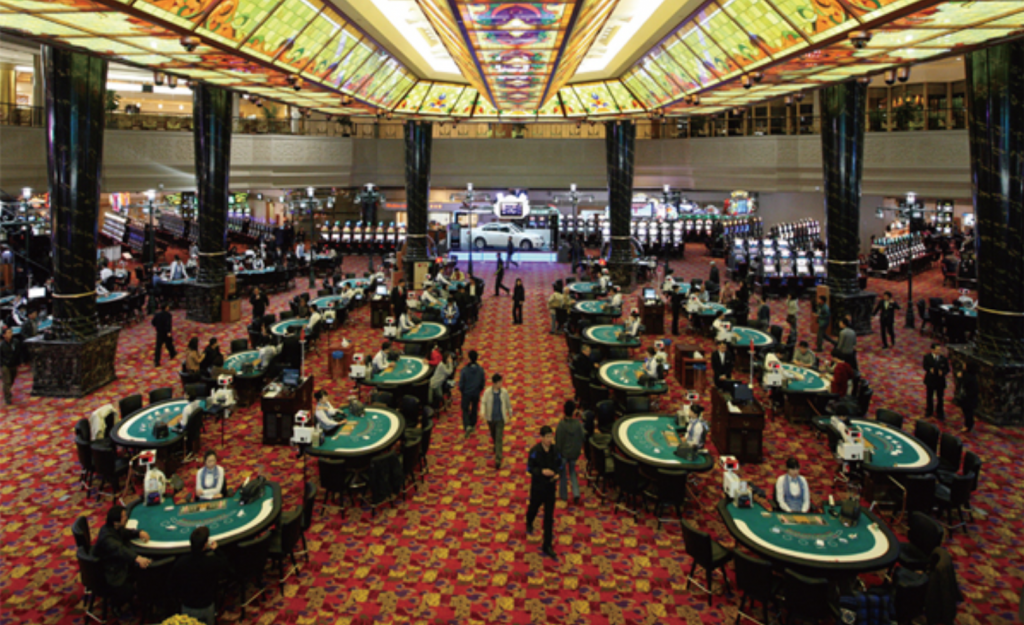 Roughly 96 percent of Kangwon Land's revenue, which was $1.5 billion in 2016, comes from its casino. (image: Yonhap)