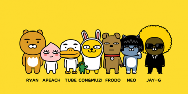 Kakao Branching Out Emoticons to Other Services