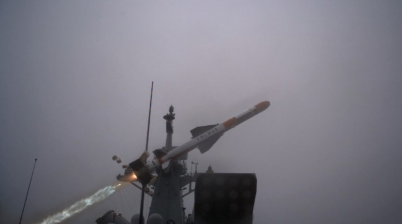 S. Korea's Warships to Have New Missiles for Ground Targets