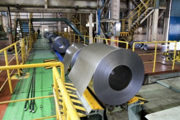 Vietnam Slaps Anti-dumping Duties on S. Korean Galvanized Steel Products