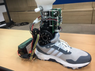 South Korean Scientists Develop Highly Adaptable Robotic Ankle