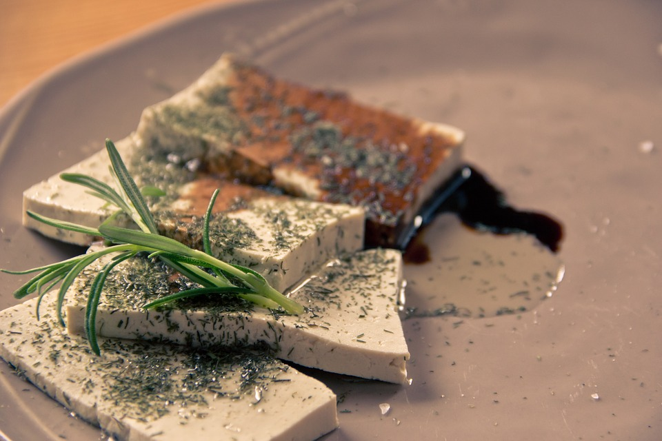 'senior-friendly food' is defined as any health or functional food or a service that provides benefits for the elderly. Tofu is one of the most popular foods in such category. (Image courtesy of Pixabay)