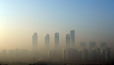 South Koreans Kitchens, Playgrounds not Immune to Fine Dust Concerns