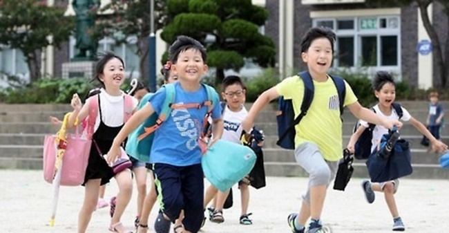 South Korean Children Among Least Happy Despite Being Well-Off, Survey Says