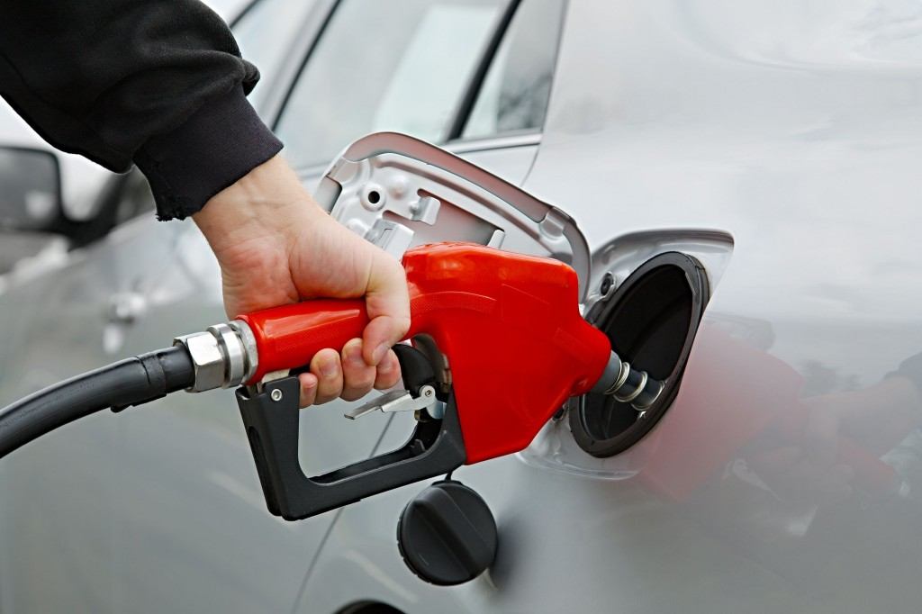 """""""Some stations restrict 10 liters or 20 liters in one-time purchase,"""" the diplomat said. (image: KobizMedia/ Korea Bizwire)"""