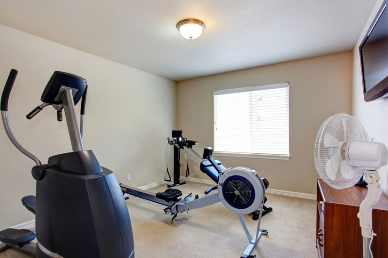 Sales of Home Exercise Equipment Soar Amid Fine Dust Concerns