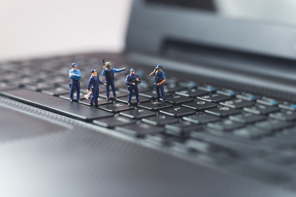 """""""Compared to cyberattacks, the improvements in defense mechanisms and (the organizations') responses are fairly slow."""" (image: KobizMedia/ Korea Bizwire)"""