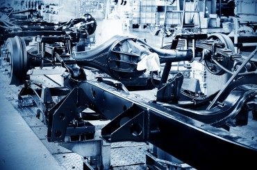 S. Korea Falling behind in Car Production