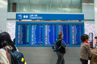 S. Koreans Increasingly Eschew China for Travel Destination