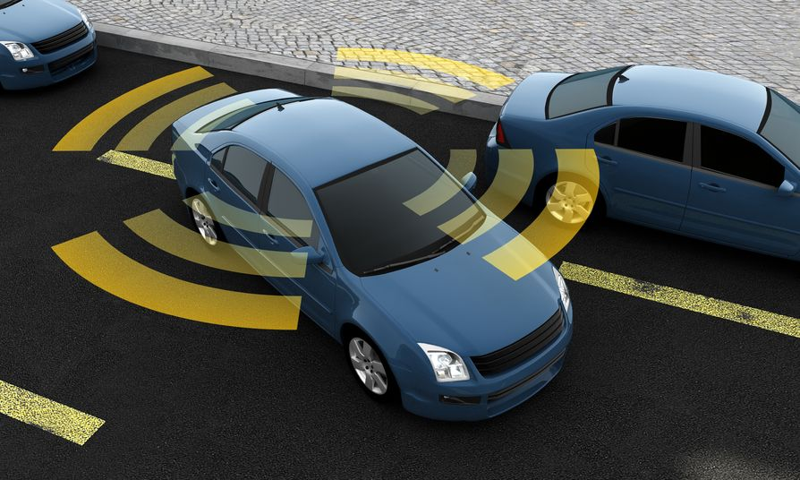 The newly adopted system will gather information and keep time and location records of all warnings of lane departure as well as pedestrian and vehicle collisions, which will later be used to study each driver's driving habits. (Image: Kobiz Media)