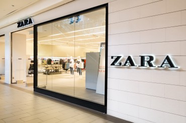 Sales of Zara Soar in South Korea Despite Criticism
