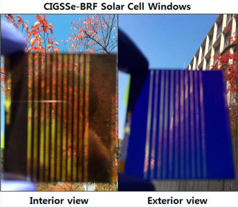 Scientists Develop Multiple-colored Solar Cell