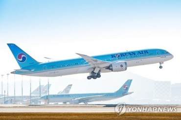 Korean Air Swings to Black in First Quarter on FX Gains