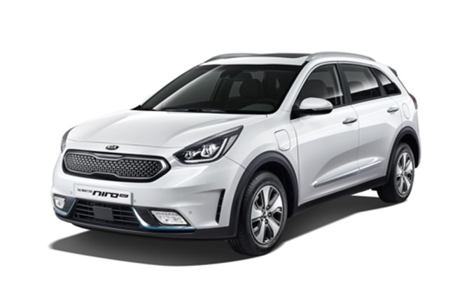 Kia Launches Country's First SUV Plug-in Hybrid