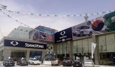 SsangYong Reenters Saudi Arabia After 4 Years of Absence